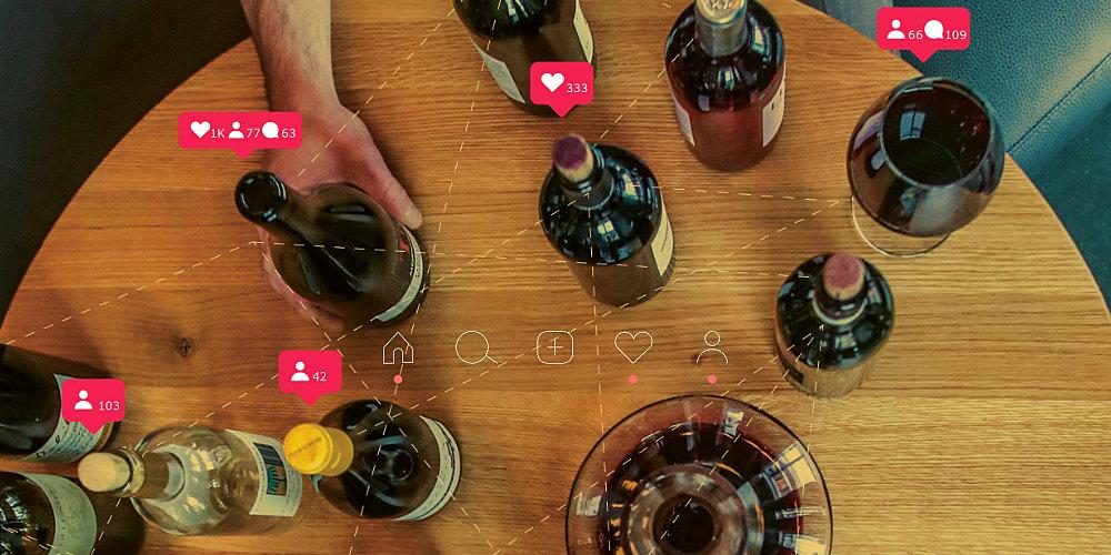 Scroll into Wine